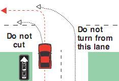 left turn example 4